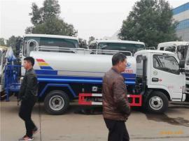 抗旱运水车灌溉车