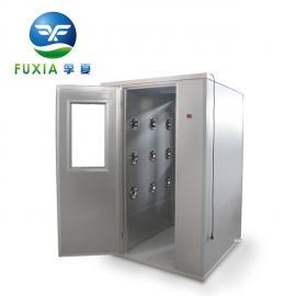 FLB-3600加深双吹风淋室|彩钢板风淋室|定做风淋室