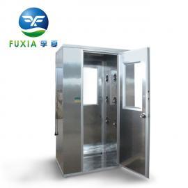 彩钢板/不锈钢单人单吹风淋室FLB-1B