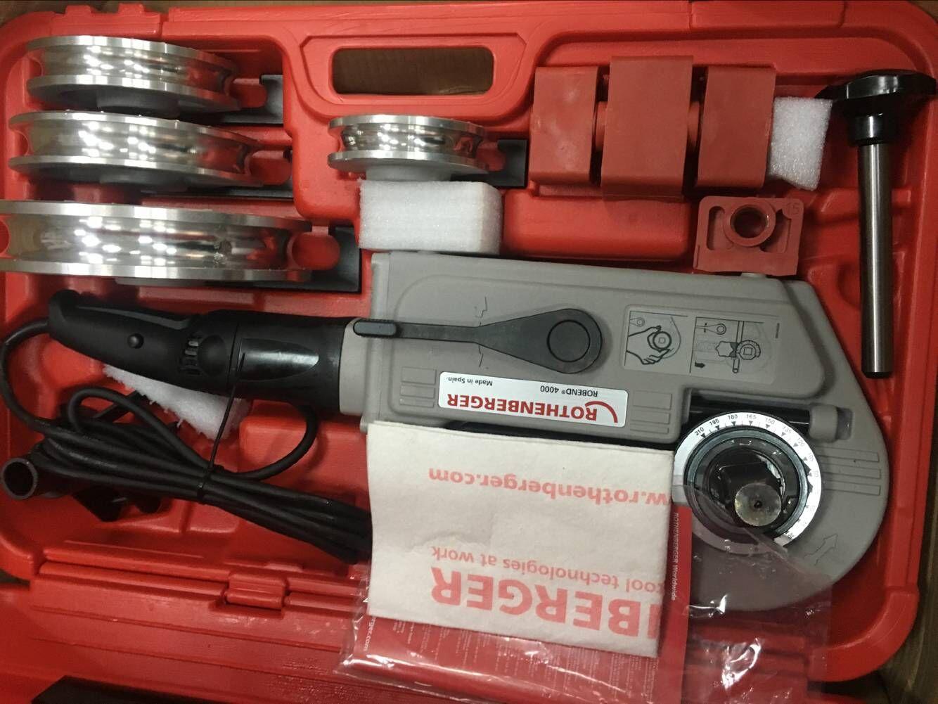 铜管弯管机不锈钢管弯管机ROBEND4000