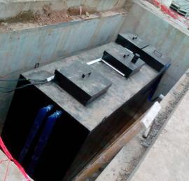 专科医院污水处理设备/乡镇医院污水处理设备工艺简介