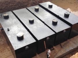 高速服务区/高速收费站生活污水处理设备简介