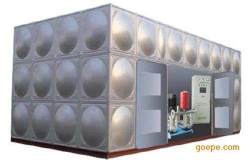 方型组合式消防水箱-保温水箱厂 专业价优 格外好