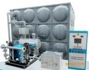 湖南长沙箱泵一体智能加压水箱 优质不锈钢厂