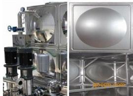 变频调速恒压供水泵