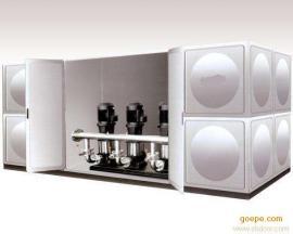 青海管网叠压(无负压)节能型变频供水设备
