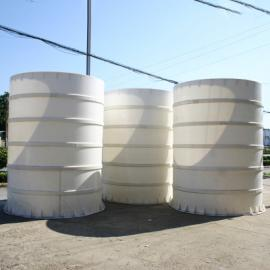 樟树盐酸储罐 高安防腐储罐 德兴耐酸碱PP搅拌罐 南康塑料储罐