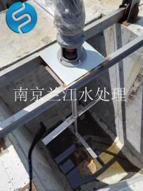 JBJ溶药桨式搅拌机效果