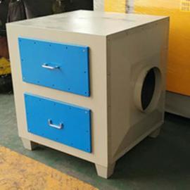 博远工业空气净化器 废气处理设备活性炭环保箱 环保设备