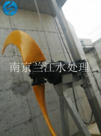 LHJ立式环流推流器知道安装