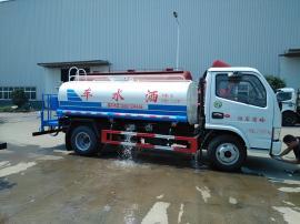 东风多利卡5吨园林绿化洒水车