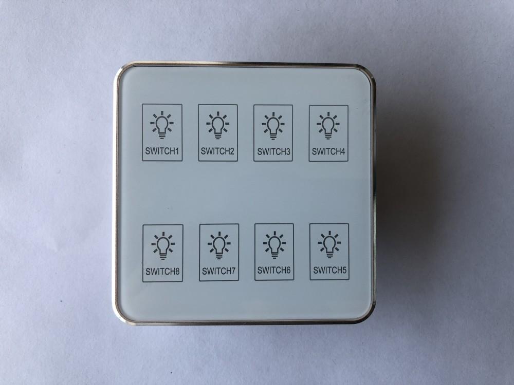 长仁品牌液晶显示屏的6路智能照明控制模块什么价位?