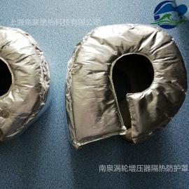 涡轮增压器隔热防护罩