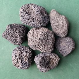 曝气生物滤池火山岩