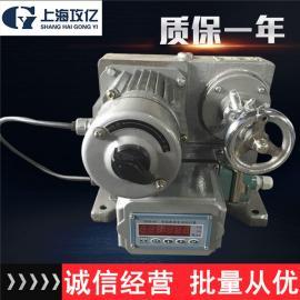 风机专用角行程阀门电动执行器 DKJ-310角行程电动执行机构图片
