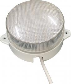 低压24v36v10w圆形冷库灯耐低温防水防爆冷冻库专用led灯