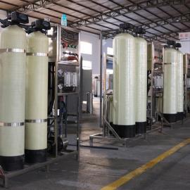 粤戴1-5吨酿酒、食品、饮料全自动反渗透设备、纯水设备