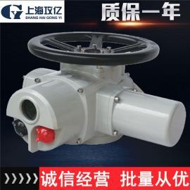 DZW系列整体型多回转阀门电动装置DZW10-36多回转阀门电动执行器