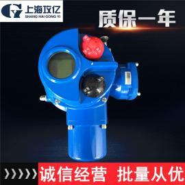 Q30动执行器 DQW30-0.5开关型阀门电动执行器,部分回转电动头