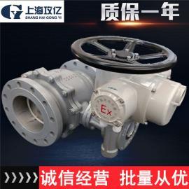 ZB30防爆多回转阀门电动装置EXDIIBT4多回转防爆电动执行器