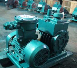 2X�p�旋片式真空泵