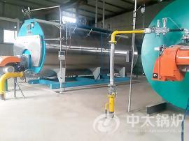 5吨工业锅炉厂家 5吨燃气蒸汽锅炉