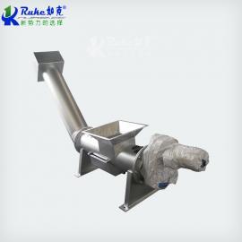 如克LYZ219/6不锈钢碳钢材质螺旋压榨机污泥泥饼压榨设备