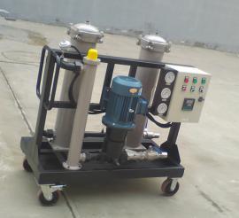 过滤GLYC-25kuG汽轮机油增强高粘度油滤油车