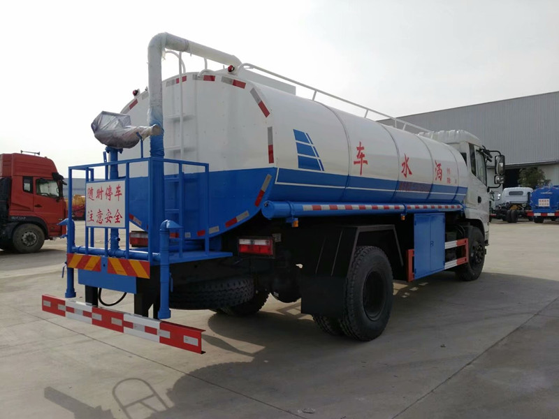 15吨热水配送车
