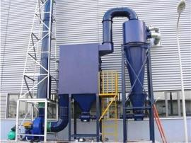 小型生物质锅炉除尘器的技术特点