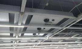 安装维修洁净室空气净化设备FFU的方法
