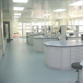 有机前处理室全钢实验台