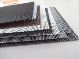 亚奇生产金刚网――0.7mm防虫、防蚊窗纱用量大