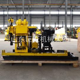 HZ-200YY液压水井钻机 小型全自动钻井机 地质勘探岩心钻机