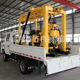 XYC-200车载式水井钻机 岩石水井钻机 地质勘探岩心钻机