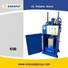 恩派特小型立式机油桶压扁机智能环保