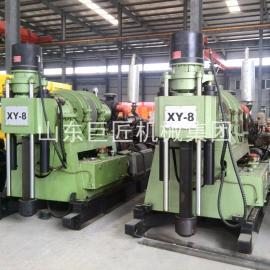 岩心钻机XY-8 地质岩心钻机 大型 钻芯钻机 地质勘探钻井机