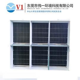风柜式空气消毒器,伟一报价中央空调空气净化装置