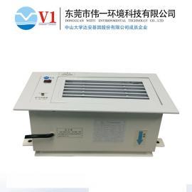 超市中央空调空气净化装置V1回风口式空气净化器销量