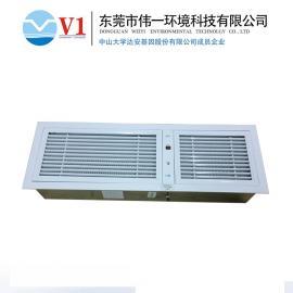 写字楼高品质中央空调回风口式空气净化装置