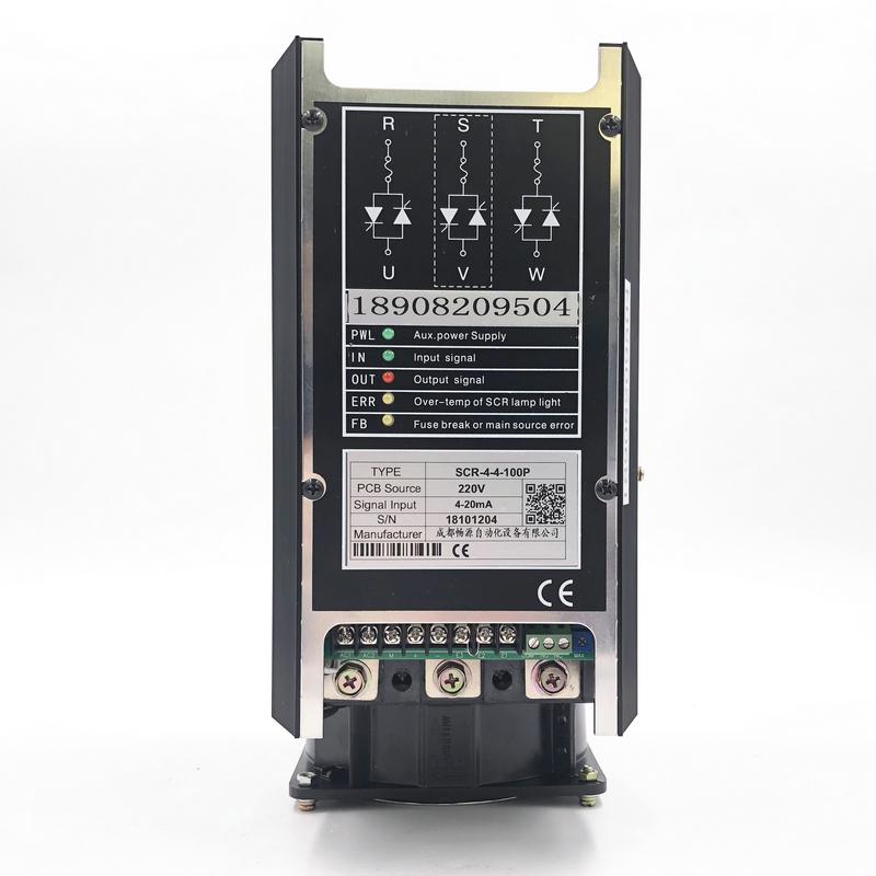 200A三相 单相 scr电力调整器可控硅调压器 调功器大
