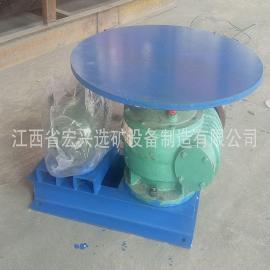 KR-2000座式圆盘给料机设备 格盘式进矿机均匀给料