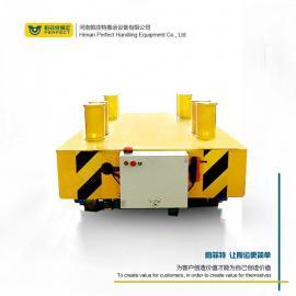 15吨电动平板车定制电机调速器车间加工送料轨道小车搬运车设计