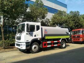 12吨环卫降尘车厂家 提供吸污洒水车生产厂家