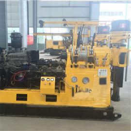现货供应拖车式大型液压岩心钻机 600米工程勘探钻机