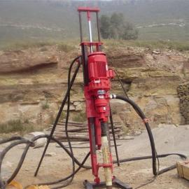 TF-70型气电联动潜孔钻机 边坡支护钻机工程凿岩钻机
