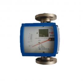 金属管浮子流量计 内衬四氟测量硫酸金属转子流量计