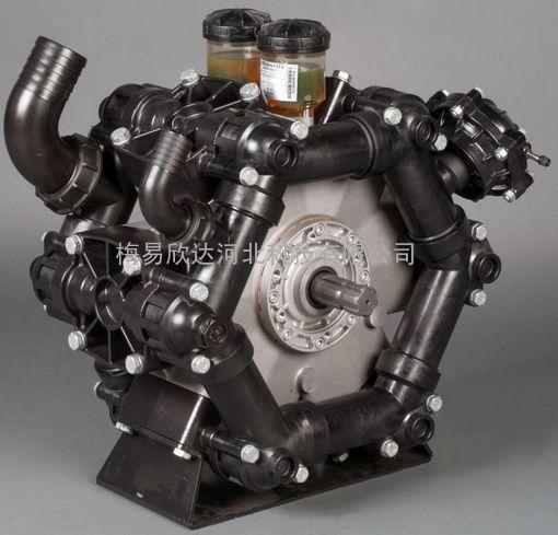 意大利IP D466低压隔膜柱塞泵