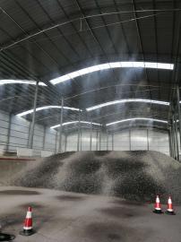 工地塔吊喷淋系统搅拌站降尘除尘喷淋设备环保标准