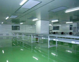 汇众达专业做医疗用品生产车间设计装修